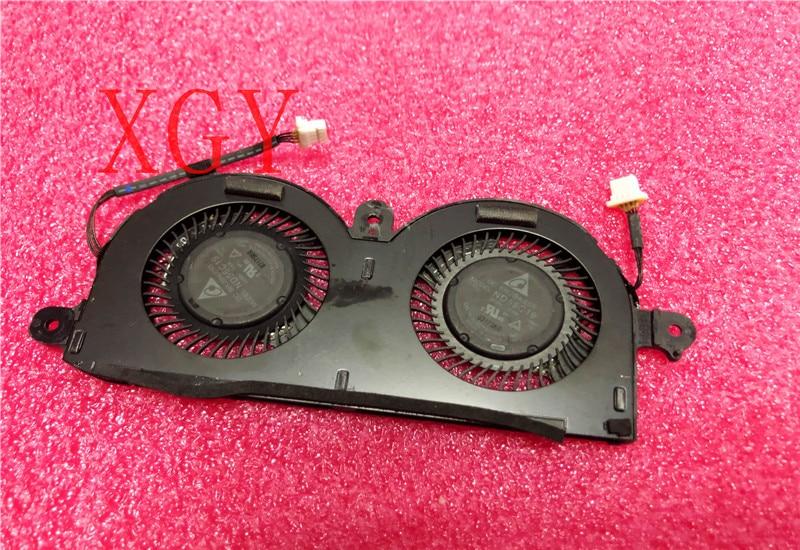Вентилятор для охлаждения процессора ноутбука ND55C19 DC05V 0.40A -16M01 4-контактный для Dell XPS 13 9370 0980WH 980WH Φ 100%