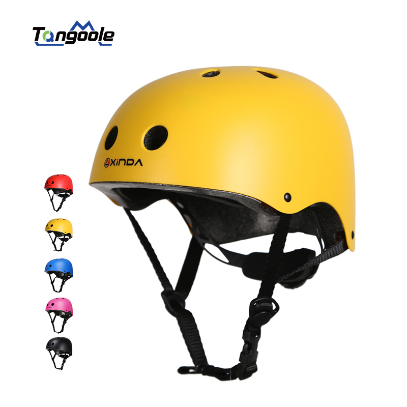 Professional Outward Bound Helmet Safety Protect Helmet Outdoor Camping & Hiking Riding Helmet Child Protective Equipment