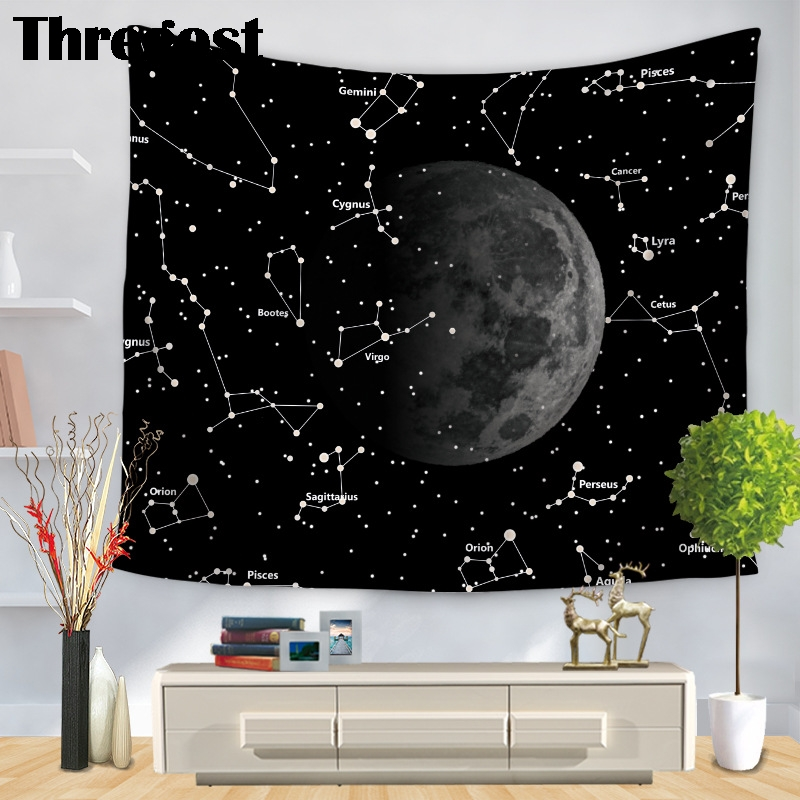 Orion Nebula Wall Hanging Tapestry Psychedelic Bedroom Home Decoration