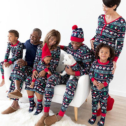 Família Ternos Quentes da Mulher do Homem da família Pijama Natal Pijamas Meninas Meninos Macacões Adultos Roupas de Bebê Família Roupas Combinando