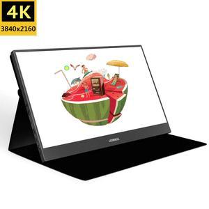 18,4 дюймов FHD 3840X2160 4K IPS портативный игровой монитор для игровых консолей PS3 PS4 Macbook 13,3