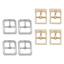 4 pcs Roller Pin Buckle for DIY Handbag/Boot/Belt/Shoes/Clothing/Bag Strap(China)