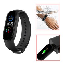 M5pro Smart Watch Heart Rate Monitor Blood Pressure Fitness Tracker Smart bracelet Bluetooth Sport Watch for IOS Android