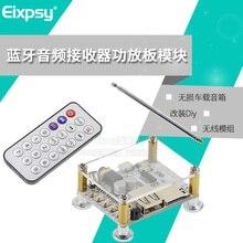 цена на DIY Bluetooth Audio Receiver Module Wireless Nondestructive Car Speaker Amplifier Board Modified Bluetooth 4.2 Module