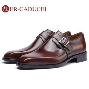 Мужская винтажная обувь в стиле ретро, из натуральной кожи, для офиса и свадебной вечеринки