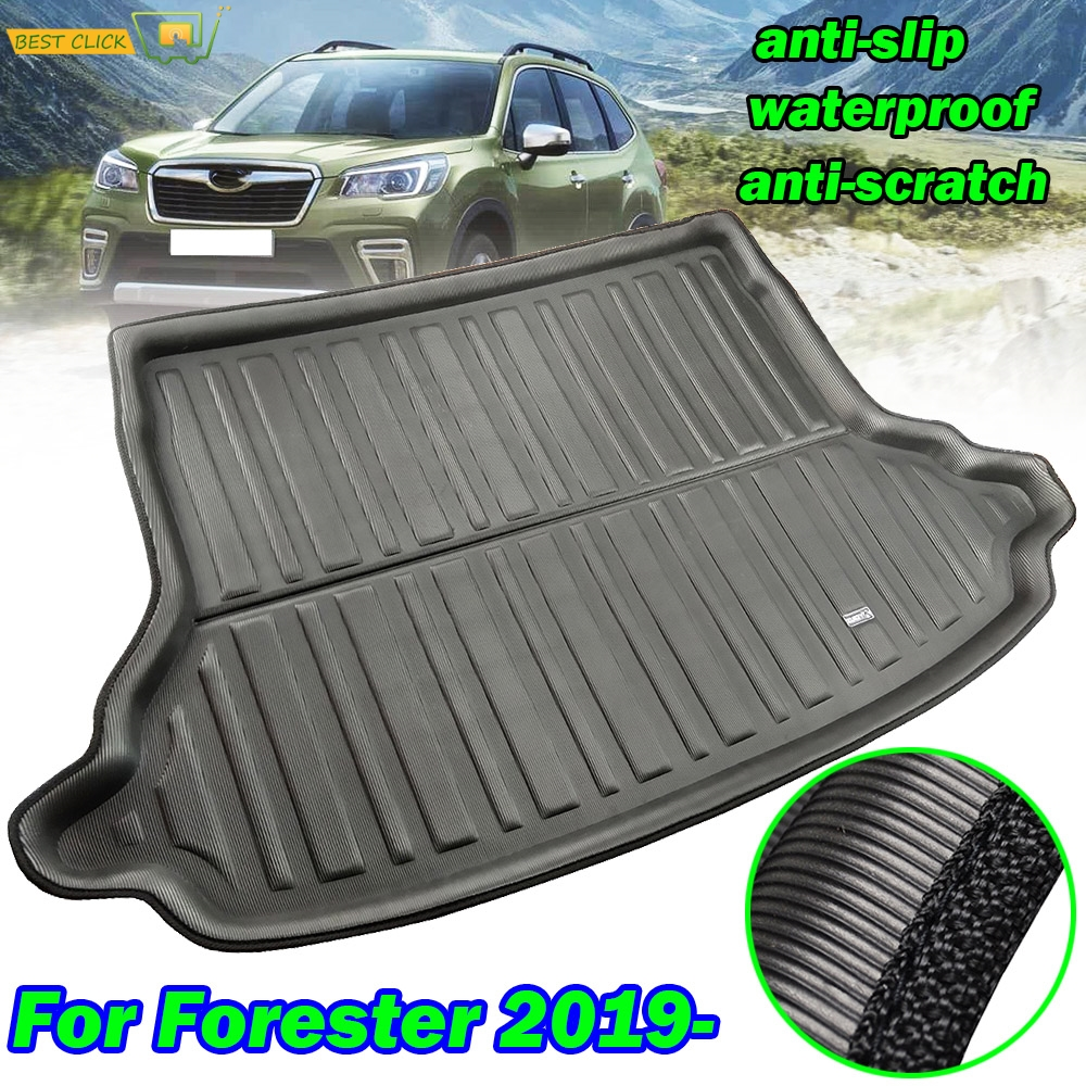 Desde 2008 Plast Protector Maletero Subaru Forester