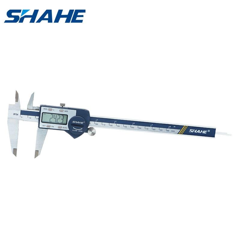 200mm Stainless Steel Digital Caliper measuring device for inside outside depth and step measurements Digital Vernier Calipers