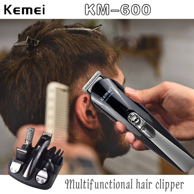 Kemei 11 in 1 Multifunction Hair Clipper professional hair trimmer electric Beard Trimmer hair cutting machine trimer cutter 5 1