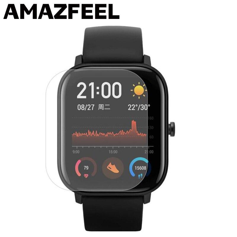 5 шт./упак. P8 часы Экран Защитные пленки P8 Smartwatch с защитной пленкой Универсальный 1,4 дюймов P8 Экран протектор Аксессуары