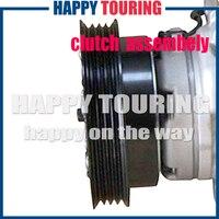AC Kompressor Cluth kpl für Nissan Pixo Suzuki ALTO ac kompressor 447280-0490 95200-M68KA1 4472800490 95200M68KA1 240809A33697