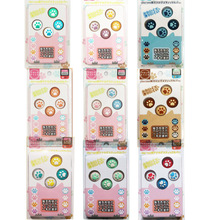 Cute Cat Paw Pad Claw Thumb Stick Grip Cap Joystick Cover For Nintend Switch Lite NS Joy Con Controller Gamepad Thumbstick Case