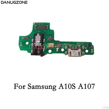 30PCS/Lot For Samsung Galaxy A10S A107 A107F SM-107F USB Charge Board Dock Socket Plug Connector Charging Port Jack Flex Cable