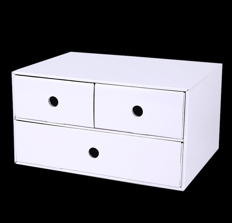 A4 Paper Desktop Storage Box Office Students File Storage Finishing Box Storage Cabinets Multilayer Drawer Cabinet Finishing