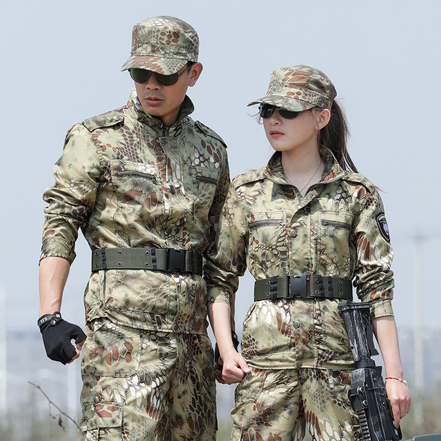 Uniforme Militar Multicam Camouflage Tactical Suit Fishing Hunting Clothes Men Women Ropa Caza Combat Airsoft Camo Ghillie Suit 2