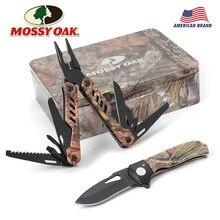 موسي البلوط 2 قطعة أداة متعددة سكين للفرد ذو طيات جيب عدة أدوات المتعرية سلك كماشة في الهواء الطلق التخييم والعتاد العقص أداة