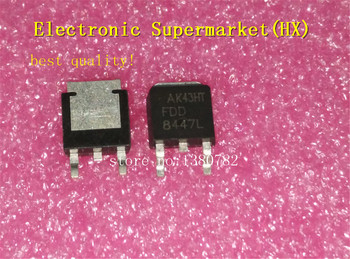 Free Shipping  20pcs/lots FDD8447L  FDD8447  TO-252 100% New original  IC free shipping 20pcs l7805c2t l7805 to 263