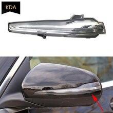 Автомобильный боковой зеркальный указатель поворота светодиодный