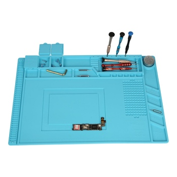 Sealed Insulation Mat Multi-Function Phone Computer Repair Workbench Silicone Pad Washing Machine Gasket Practicality