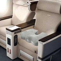 Orthopedic Back Memory Foam Gel Seat Cushion Non Slip Coccyx Pain Relief Slow Rebound Tailbone Sciatica U Shape Office Car Chair
