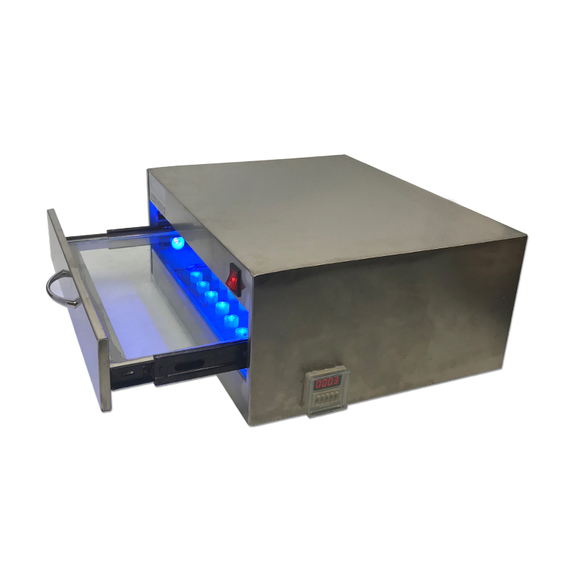 118W UV Lamp curing box machine 84 LED Lights Drawer Type Lamp Repair Tool - 3