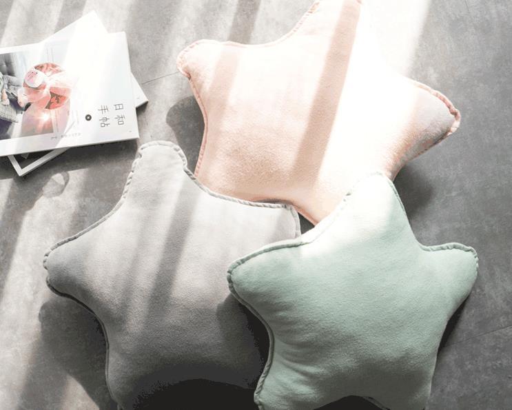 recém-nascido crianças travesseiro infantil brinquedo boneca decoração do quarto das crianças
