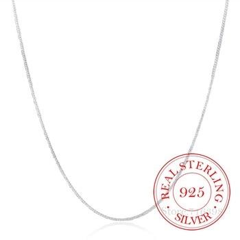 Women Sterling Silver Necklace Jewelry 925 Silver Jewelry