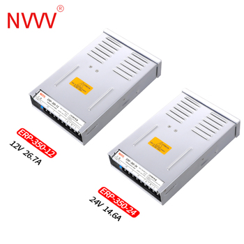 NVVV Switching Power Supply ERP-350w Rain-proof Outdoor LED Driver 220 VAC Output DC 12v 24v 36v 48v image