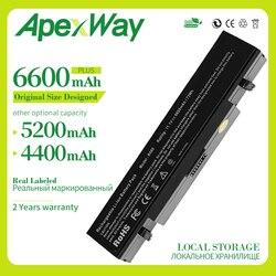 Apexway 11,1 В RV520 батарея для Samsung AA-PB9NC6B AA-PB9NC5B NP300E5A RF511 R425 R519 R468 RV428 RC530 np355v5c