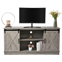 Modern Television Stands Living Room TV Stand With 2 Cabinet Shelf Drawer Storage Furniture TV Cabinet Table Coffee Table