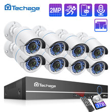 [Распродажа] h265 8ch 1080p 20mp poe nvr kit безопасности Камера
