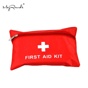Image 3 - Su geçirmez Mini açık seyahat araba ilk yardım çantası ev küçük tıbbi kutu acil hayatta kalma kiti ev