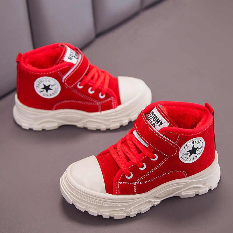 בד ילדים של נעלי קריקטורה גרפיטי ילדים סניקרס קשת נעליים יומיומיות עבור בנות ילדים נוחים דירות Tenis צעצוע