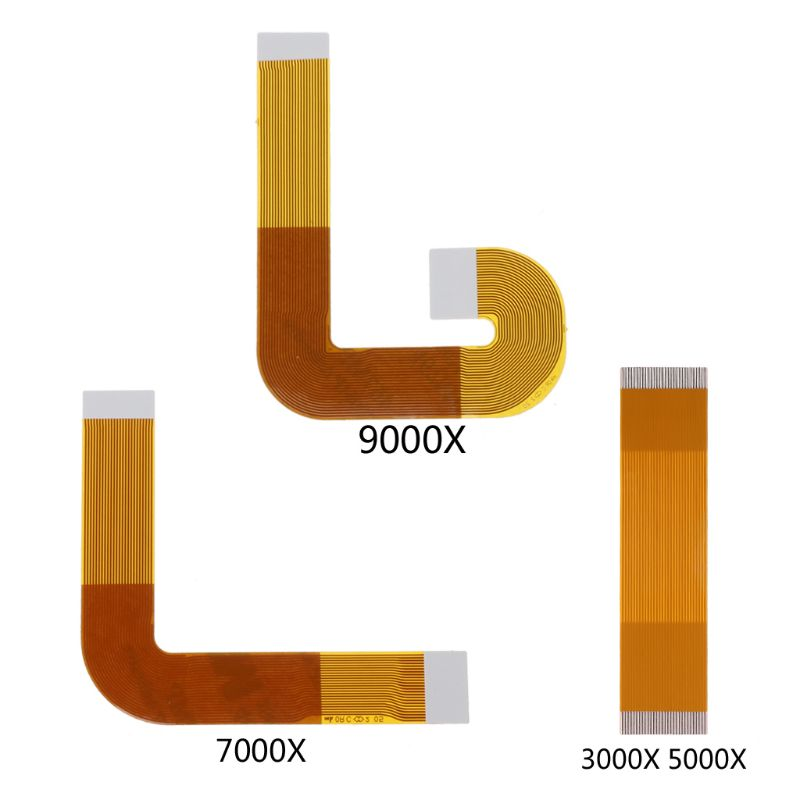 Flex Flexible Flat Ribbon Cable Laser Lens Connection SCPH 9000X 30000 <font><b>50000</b></font> For Playstation <font><b>PS2</b></font> image