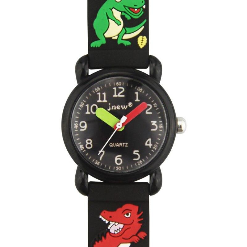2020 Children's Watch Cute Cartoon Dinosaur Waterproof Quartz Watch Children's Learn Time Watch Birthday Party Gifts Relojes