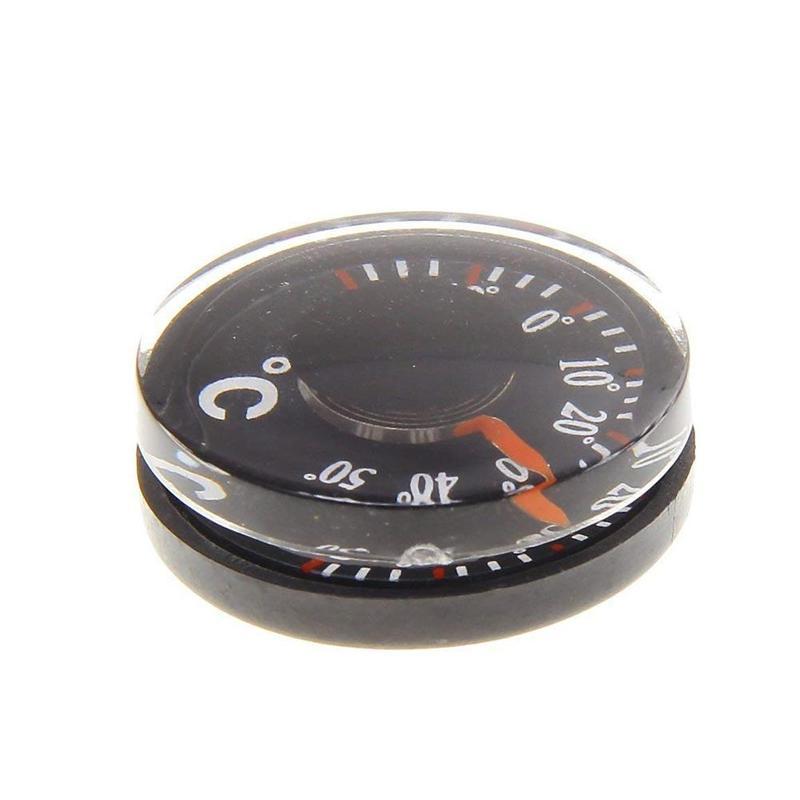 1 шт., термометр, компас, для кемпинга, пешего туризма, ручной, направляющий компас, портативный, аксессуары F1O1