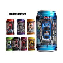 OCDAY Mini RC Toys Car Coke Can Speed RC Radio Remote Control Micro Racing Car Toy Gift New Arrival Gift for Kids Children(China)