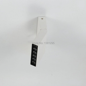 Image 5 - 1PCS LED 표면 장착 Downlight 스포트 라이트 12W 블랙 화이트 Rotatable 3000K 4000K 6000K 홈 램프 조절 천장 스포트 라이트