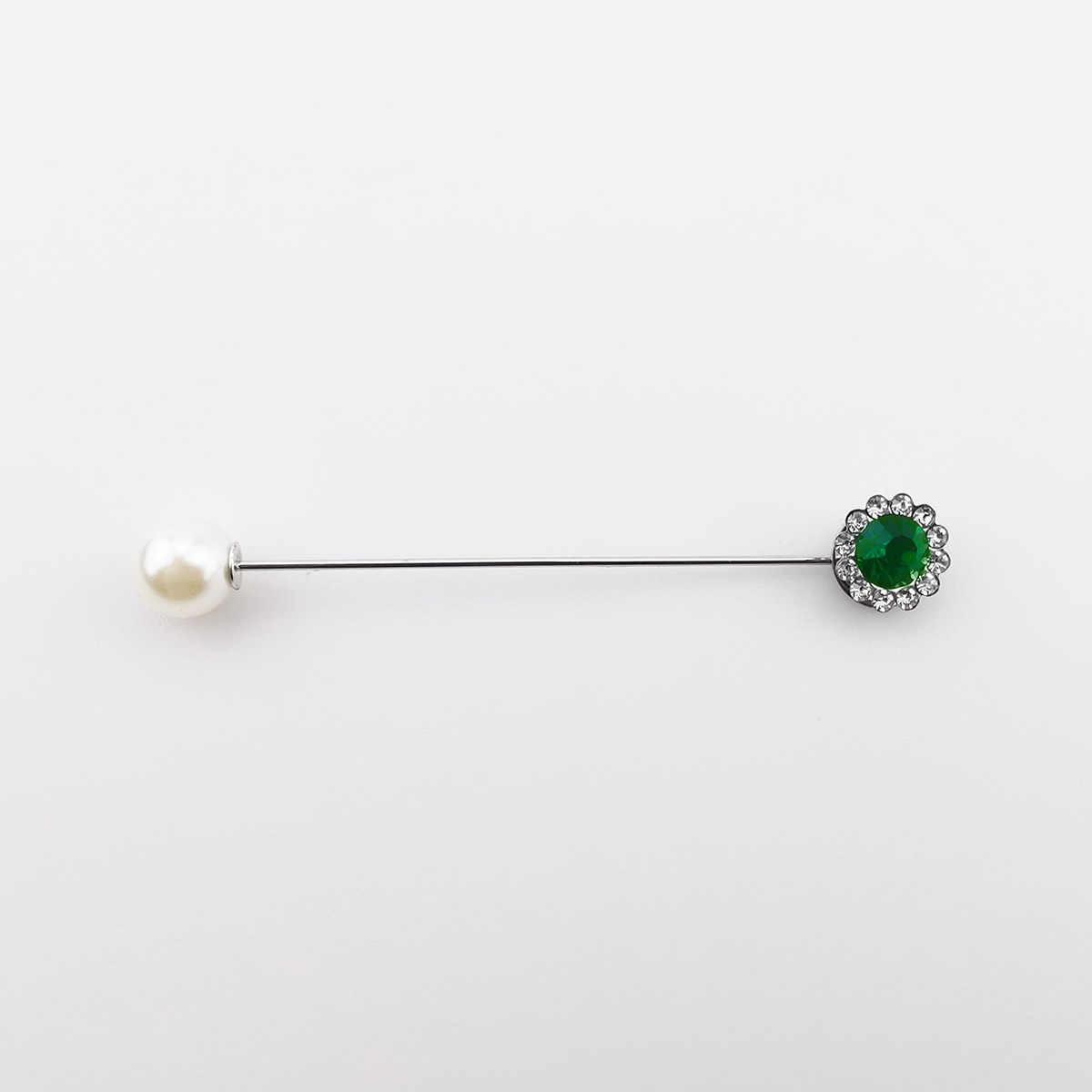 Hotel Yang Populer Di Pearl Bros Bin Permata Buatan Bros Chic Permata Perhiasan untuk Wanita Fashion Aksesoris Perhiasan Natal