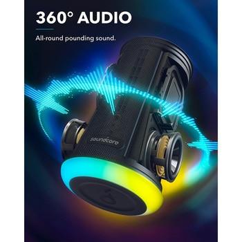 Anker Soundcore Flare Mini Bluetooth Speaker, Outdoor Bluetooth Speaker, IPX7 Waterproof for Outdoor Parties 1