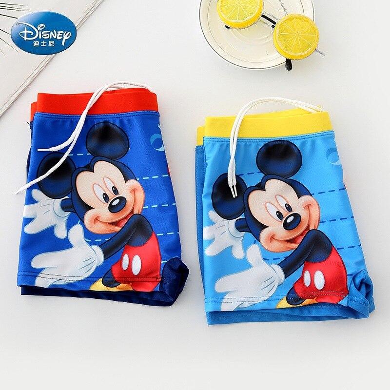 Disney CHILDREN'S Swimming Trunks BOY'S Big Boy Tour Bathing Suit Cute Swimming Trunks Baby Boy Bathing Suit