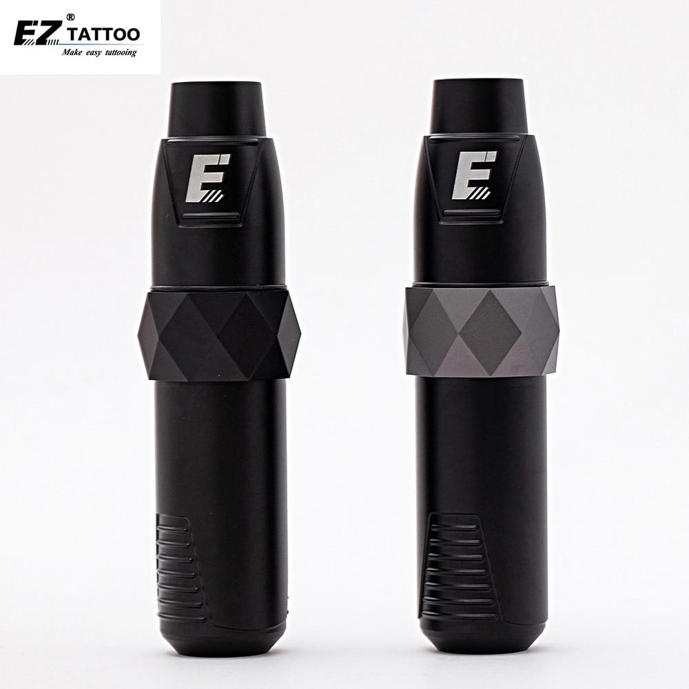 EZ Cartridge Rotary Tattoo Machine P4 SE Tattoo Machine For Tattooing &Permanent Make Up Black/Grey