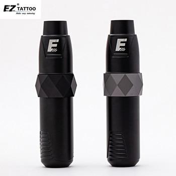 EZ Cartridge Rotary Tattoo Machine P4 SE Tattoo Machine for Tattooing &Permanent Make Up Black/Grey зонт derby 744168 p4 grey