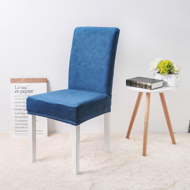 Medium Persian Blue chair cover