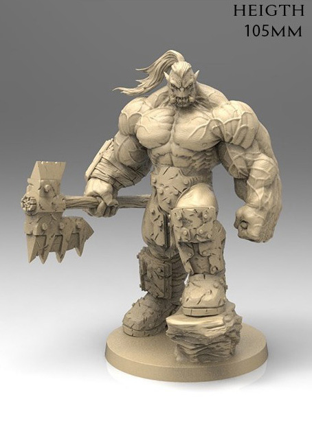 105mm Ancient Fantasy Warrior Stand (NO BASE ) Resin Figure Model Kits Miniature Gk Unassembly Unpainted