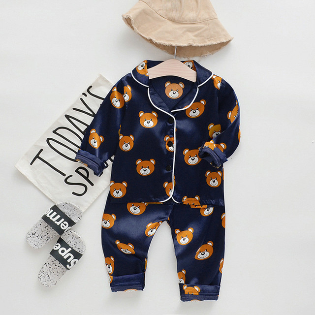Pajamas pants baby sleepwear