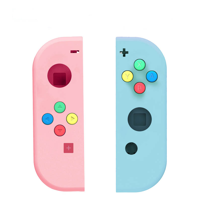 Myriann DIY Replacement Housing joy-Con Shell Case Set for Switch NS NX Console and Right Left Switch Joycon Controller Shell