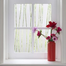 Glass-Film Privacy Three-Dimensional-Effect Vinyl-Material Electrostatic Adhesive-Free