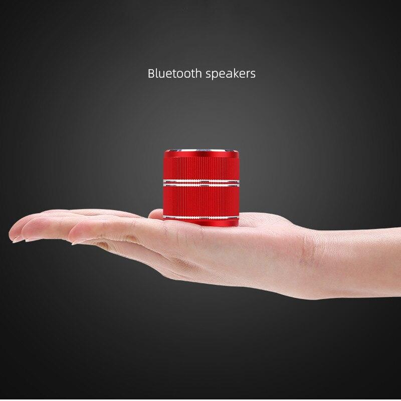 Супер мини беспроводной bluetooth динамик портативный высокое