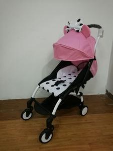 Image 5 - Wandelwagen Accessoires voor Babyzen Yoyo Kinderwagen Baby Yoya Kinderwagen zonnescherm Vizier Kap Seat Pad kinderwagen Matras Kussen