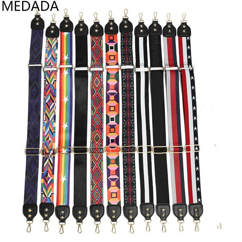 MEDADA 2019 New  Belt Bag Straps For Women Shoulder Messenger Bags